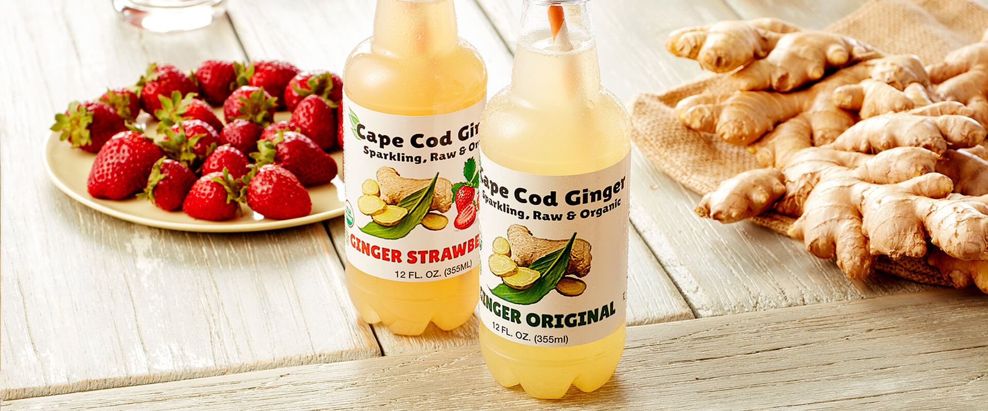 Cape Cod Ginger